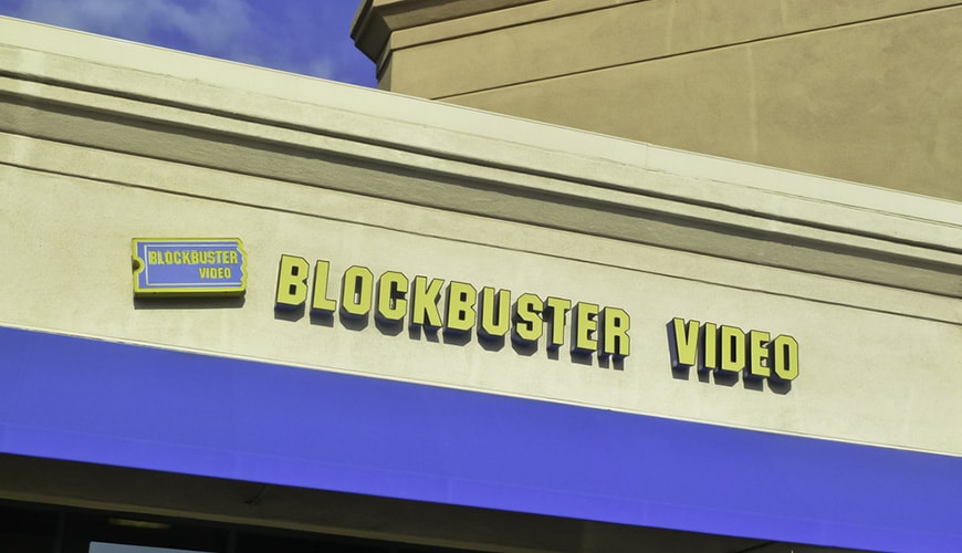 Blockbuster Lease Negotiations and Fridays Sale Leaseback